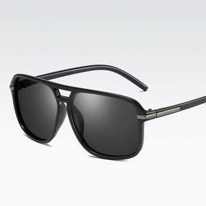 Art und Weise polarisierte Sonnenbrille Männer Frauen 2020 neue Ankunft klassische Fahrsonnegläser polaroid UV400 Retro-Brillen Vintage