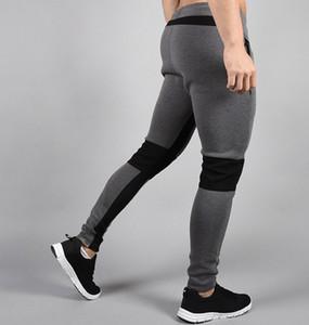 Pantaloni del cotone di marca degli uomini jogging per Uomo marchio di abbigliamento di stile di modo tattico Midweight Figura intera Pantaloni di trasporto