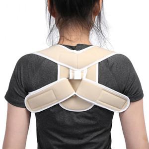 Réglable Adulte Enfants Corset Spine Support Ceinture Mauvaise Posture Correcteur Retour Épaule Posture Correction Brace Orthèses Ceinture
