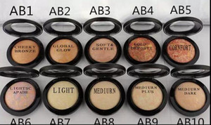 High quality!New Arrival Face Mineralize Skinfinish Poudre Face Powders!10g 1pcs lot
