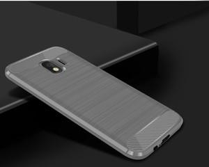 1.5mm de fibra de carbono escovado silicone case fino macio para lg x power 3 x5 2018 assinatura edição 2018 k9 2018 samsung glaxy s luz de luxo