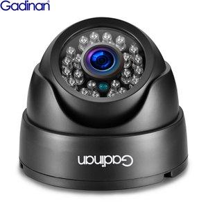 GADINAN HD 3МП SONY IMX323 Датчик 960P 720P Профессиональный Micro IP-камера купольная ИК-POE Функция ONVIF для системы видеонаблюдения DVR