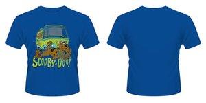Scooby Doo - Mystery Machine (NOUVEAU T-SHIRT HOMME)