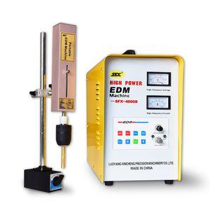 Portable EDM SFX-4000B brisé Tap Remover, Mini EDM électroérosion, Supprimer cassé vis, forets, tarauds, boulons de trou borgne