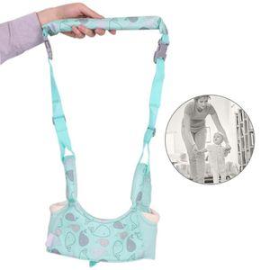 الرضع طفل المشي حزام تعديل تسخير المقاود الرضع تعلم المشي مساعد طفل سلامة حزام تسخير الحماية