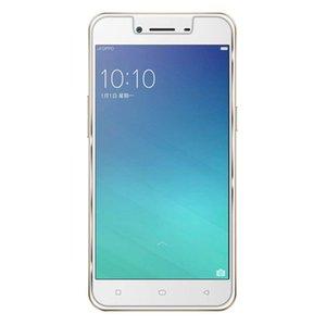 واقي شاشة زجاجي مقاوم للكسر لحماية الشاشة OPPO A37 / A57 / A59 / A59S / A73 / A83 9H Hardness Premium 2.5D Anti-fingerprint