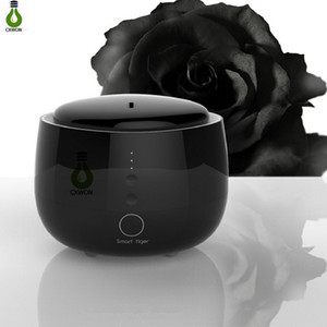 Home Air Aromatherapy humidifier 300ml capacity Negative ions humidifier with Touch Control, Colorful Night Light and Timing
