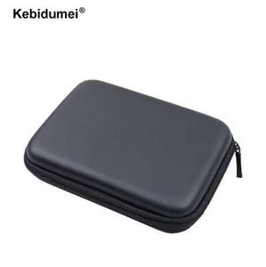 حقيبة حمل حقيبة اليد ل 2.5 بوصة قوة البنك USB خارجي القرص الصلب WD القرص الصلب حماية حامي حقيبة ضميمة القضية