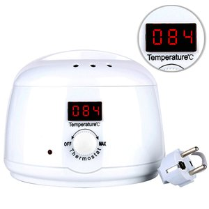 Led Pro Sichtbare Temperatur Hartwachs Wärmer Schmelztiegel Elektrische Entfernung Wachsen Heizung Tragbare Enthaarungsmaschine