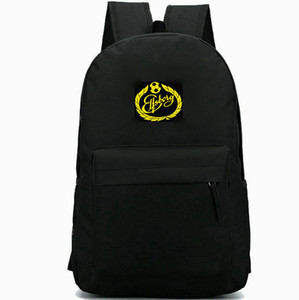 إلفسبورج إذا ظهره لطيف daypack Allsvenskan كرة القدم نادي المدرسة المدرسية لكرة القدم شارة الظهر الرياضة حقيبة مدرسية في الهواء الطلق حزمة اليوم