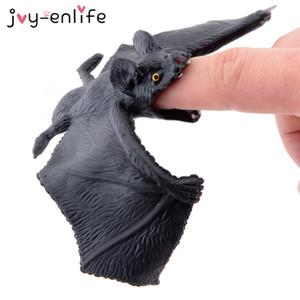 JOY-ENLIFE 1 pz Halloween simulazione giocattolo pipistrelli ciondolo bar scena puntelli disposti Halloween Party Decor forniture favore di partito