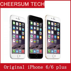 """отремонтированы разблокирована Original Apple iPhone 6 6 Plus Mobile 4,7"""" 5,5 '' 1GB RAM 16GB / 64GB / 128GB ROM IOS мобильный телефон без сенсорного ID"""