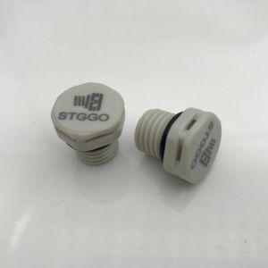 válvula de inmersión tapón de ventilación para la luz subacuática 100 w 12 v reemplazo de ventilación gore tapón de plástico para ventilación M12X1.5