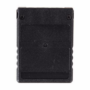 Schwarz 64M-Speicherkarte Speichern Sie Game Data Stick für Sony Playstation 2 PS2 10000, 30000, 50000, 70000, 90000