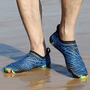 Erkekler spor sneaker spor çorap Nefes ışık hızlı kuru spor ayakkabılar deniz balıkçılığı ayakkabılar çocuk plaj için Açık Yaz su deniz ayakkabıları