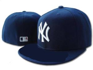 Vendidos barato Giants Fitted Hats Baseball Boné-aba do chapéu Equipe Tamanho beisebol Giants clássico Moda Retro