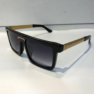 Luxo 0078 Sunglasses For Men Design Da Marca de Moda Envoltório Sunglass Quadrado Quadro Luvas de Fibra De Carbono Proteção UV Lente de Verão Estilo de Qualidade Superior