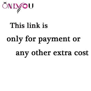 Este link é apenas para pagamento ou qualquer outro custo sem produtos de cabelo, apenas compre este link não podemos enviá-lo