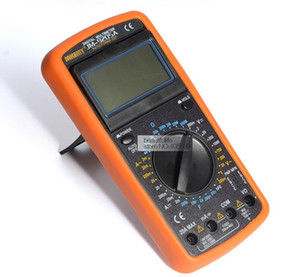 LCD Multímetro Digital DT9205A Profissional Elétrica Handheld Multímetro Digital Tester Multímetro Multimetro Multitester