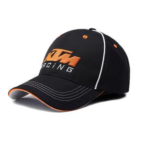 9 Estilos KTM Cap Hombres Carreras de Motos Gorras de Béisbol Sombreros de Equitación de Ocio Mujeres Ajustable Sombrero Snapback Motor GP Gorras MX17262