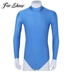 Feeshow Body Shaper мужские цельный стрейч боди мужской сексуальное нижнее белье формирователи Мужская одежда мужчины купальник боди комбинезон
