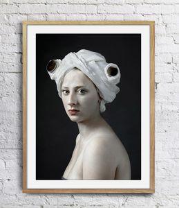 Hendrik Kerstens Art 사진 롤 용지 아트 포스터 벽 장식 그림 Art Print 포스터 Unframe 16 24 36 47 인치