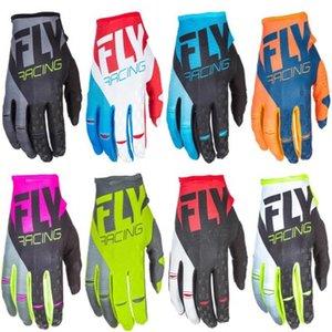 2018 neue radfahren motorrad racing handschuhe herbst winter volle finger mountainbike warm mtb rennrad fahrrad rutschfeste reiten radfahren handschuhe