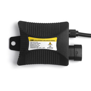 1x DC 12V 55W Xenon HID Ballast for Car Light source electronic hid ballast blocks ignitor for H4 H7 H3 H1 H11 9005 9006 slim ballast