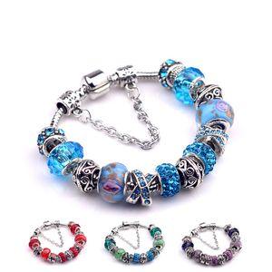 2018 New style Fashion Jewelry Birthday Present Crystal Bead Bracelet