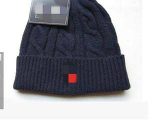 OLO beanies 가을 겨울 따뜻한 모자 남성 여성 자수 야외 자수