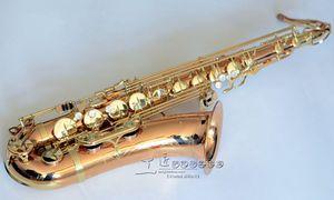Alta Qualità Giapponese YANAGISAWA WO2 T-902 B-flat Sassofono Tenore Rosso Rame Fosforo Rame Sassofono Sassofono