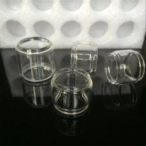 Pyrex estendida Bulb Fat Boy substituição do tubo de vidro para TFV8 Bebê X Big Baby Besta TFV12 Príncipe Resa Vape Pen 22 Tanque