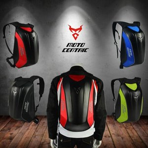 2018 MOTOCENTRIC 오토바이 가방 하드 쉘 오프로드 오토바이 방수 가방 반사 헬멧 운반용 가방