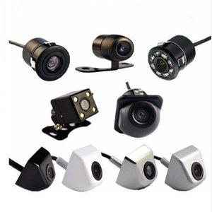 """무료 배송 높은 해상도 4.3 """"컬러 TFT LCD 접는 자동차 주차 지원 모니터 DC 12V 자동차 Foldable 모니터 후면보기 카메라"""