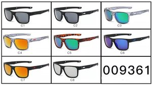 Deportes al aire libre Gafas de sol Sombras Gafas de sol Mujeres Recubrimiento reflectante Gafas de sol cuadradas Ciclismo Gafas de sol Gafas de bicicleta 8 Color