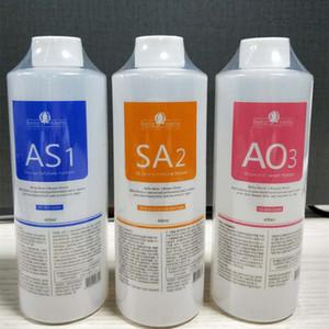 Aqua Peeling Lösung 400ml Pro Flasche Aqua Gesichtsserum Hydra Gesichtsserum Für normale Hautverwendung