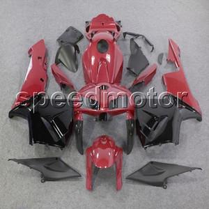 farben + Geschenke Spritzguss rot schwarz F5 CBR600RR 05-06 CBR600 RR Motorradverkleidung Verkleidung für HONDA 2005 2006 CBR 600RR ABS-Kunststoff-Kit
