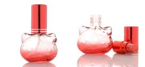 الجملة المحمولة 10ML زجاجة عطر بخاخ زجاجة فارغة زجاجة إعادة الملء للعطور حرية الملاحة zzh