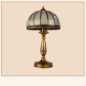 테이블 램프 LED 침실 램프 침실 조명 책상 램프 침대 램프 음영 테이블 조명 야간 독서 홈
