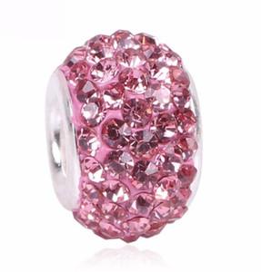 Mode Charm Perlen Rosa Silber Farbe Bead Für Pandora Original Armband Frauen Schmuck DIY Machen Geschenk Luxus Frauen Schmuck