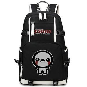 Исаак рюкзак привязка рюкзак Возрождение школьный рюкзак игры рюкзак спортивная школа сумка Открытый день пакет