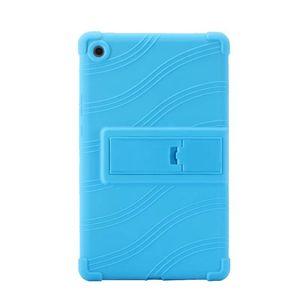 100 pcs souple silicone caoutchouc TPU couverture arrière pour Huawei Mediapad M5 8.4 SHT-AL09 SHT-W09 8,4 pouces tablette de protection sac pochette de cas