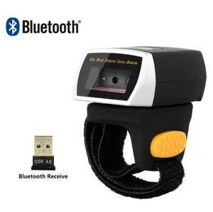 NT-R2 Носимый Bluetooth 2D сканер штрих-кода и NT-R3 кольцо CCD сканер штрих-кода Сканирование CCD считыватель штрих-кода NETUM