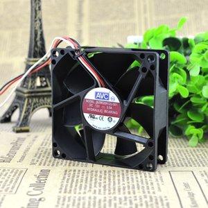 Для AVC 8025 большой объем воздуха 12V вентилятор корпуса 0.5A магнитная подвеска 3 линии DL08025R12U-S01