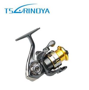 Tsurinoya FS 800 1000 2000 Ultra Hafif Biriktirme Sazan Balıkçılık İplik Reel Sörf Yem Tatlısu Tuzlu Su İplik Balıkçılık Makaraları