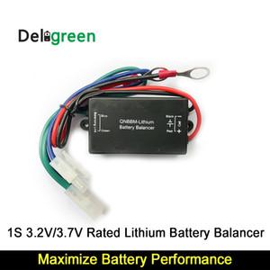 4шт QNBBM 1С Единый лития LiFePO4 литий-ионный аккумулятор 18650DIY балансировки эквалайзер БМС LiFePO4 для /полимерных / П пакет