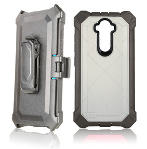Motorola Moto G6 Z2 Z3 İçin Z2 Kuvvet E5 Kickstand Zor Zırh Kapak Kılıf Karşıtı Şok Artı Seyir Supra G5 E4 Klip Kılıfı Play