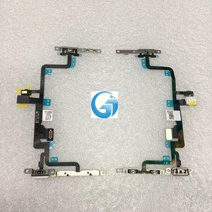 Orijinal Yeni Güç Kapalı Flex Ses Düğmesi Anahtarı Flex Kablo iPhone 7 için artı Yedek Parçalar