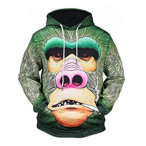 Homens Hoodies Boy Jaquetas 3d Printe Camisolas Plus Size com Chapéu Estrelas Nebulosa Solta Fina Com Capuz Casacos Com Capuz Fatos de Treino de Moda