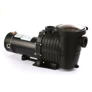 Swimming Pool Pump AMPS 15 7.5 88GPM 1.5HP Swimming SPA In Ground W Strainer High Flo Motor